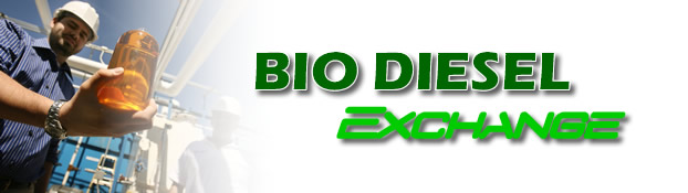 Welcome to PETROLEUM NEXT your BIO DIESEL EXCHANGE on the NET